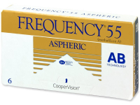 alensa.lt - kontaktiniai lęšiai - Frequency 55 Aspheric
