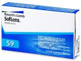 alensa.lt - kontaktiniai lęšiai - SofLens 59