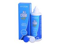 alensa.lt - kontaktiniai lęšiai - Valomasis tirpalas Avizor All Clean Soft 350 ml