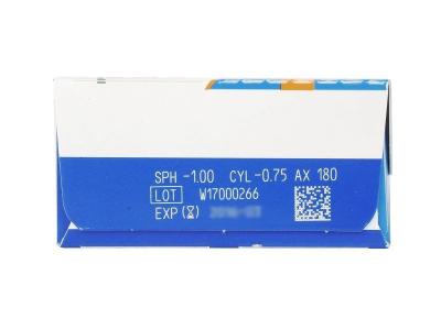 SofLens Daily Disposable Toric (30lęšių)