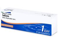 alensa.lt - kontaktiniai lęšiai - SofLens Daily Disposable Toric