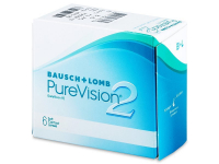 alensa.lt - kontaktiniai lęšiai - PureVision 2