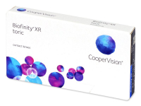 alensa.lt - kontaktiniai lęšiai - Biofinity XR Toric