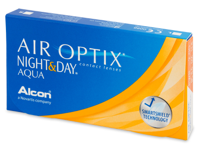 Air Optix Night and Day Aqua (6lęšiai)
